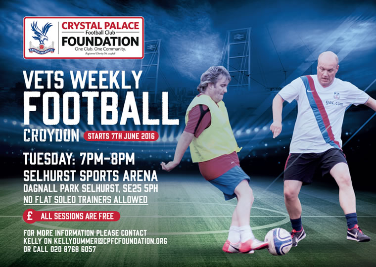 crystal palace vets
